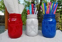 4th of July Crafts / by Jocelyn @ Hip Mama's Place