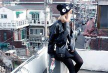 》street fashion