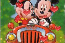 Minnie & Mickey Mouse / Bitte nur Bilder von Minnie & Mickey Mouse andere werden leider gelöscht -- Please only pictures of Minnie & Mickey Mouse others are unfortunately deleted