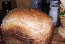 Bread machine / by Krista Cullen