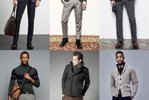 stylin like a man....