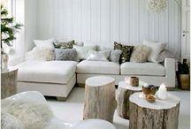 troncos decoracion