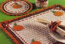 Crochet thankiving