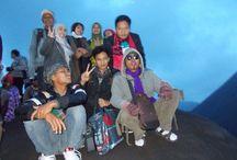 Liburan Gunung bromo