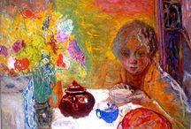 Pierre Bonnard / by Helena Rose