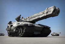 Heavy Tank Design