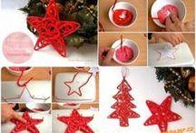 nápady Vánoce
