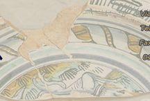 Studio d'arte Artistica #scoprirelatuscia #Italydifferent / Nel cuore di Viterbo, una bottega artigiana medievale. In Viterbo centre a handcraft, medieval shop