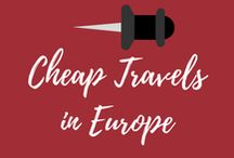Travel in Europe / City guides + Practical tips for backpacking in Europe.  All posts MUST be vertical/travel related AND NO advertising. *There is a max of 3 pins per day and must pin 1 OTHER pin.* If you're interested in joining, message/tag @Wanderlustingk on Pinterest or contact me via wanderlustingk.com.