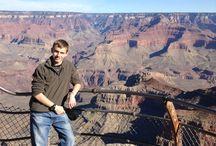 Grand Canyon 2012 / Havasu Falls and South Rim, Thanksgiving 2012