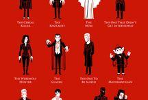 vampires werewolves and fae