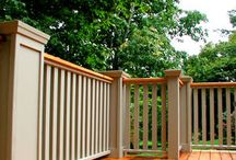 Deck and Railing ieas