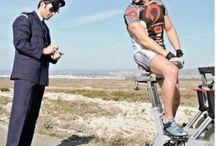Езда на вело