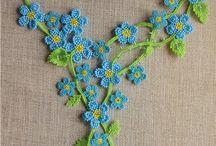 crochet neckless