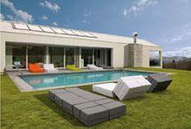 Outdoor | Corò / splendide soluzioni per l'arredo dei vostri spazi esterni!
