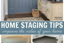 home staging..sell a house