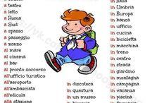 I / Italiano