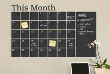 kitchen blackboards