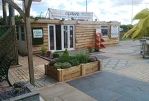 Paving Display and Showroom,Cheshire / Come visit us at Rivendell Garden Centre, Widnes,Cheshire WA8 3UL
