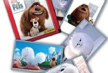 Secret Life Pets / Merchandise based on the secret life of pets film.