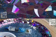 tipsie di resturi de CDuri