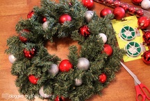 Holiday Projects: Christmas / by Melissa Boyd