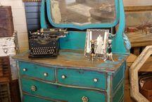 Dream home& vintage furniture