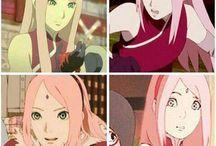 Sakura Haruno Long Hair