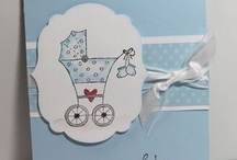 SU Baby Cards / by Cathy Dawe