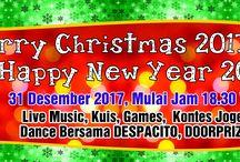 Despacito Night 31 Desember 2017