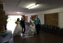 Angelique & Hendrik / Chante & Steven / Double Wedding on 21 March 2015