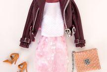 roupas _barbie