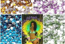 2016 Carnival Rhinestone Recommendations / Rhinestones recommendations for Jamaica Carnival costumes 2016