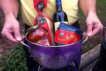 Gift Basket & Jars