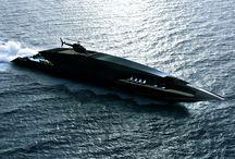 24. Yachts to sail