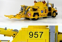 Awesome LEGO Builds