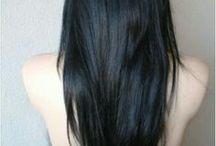 střihy vlasů