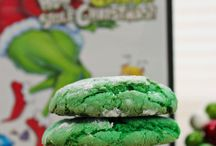 Grinch Party for the kiddos / by TraceandSuzanna Baker