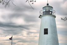 Lighthouses / by Anne Runk