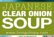Clear soups