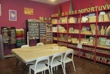 Talleres / Todos los talleres de centroartesano: Manualiadades, patchwork, scrapbooking, juvenil, infantiles, bisuteria, bellas artes, fofuchas ....