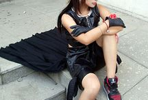Tifa Lockhart Cosplay from Final Fantasy