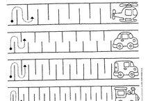 školka dopravní prostředky