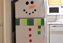 Holiday decoration ideas!!