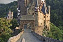 архитектура,замки
