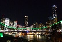 Current city / Love Brisbane...