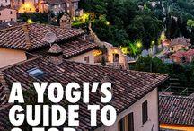 Italy Yoga Retreats