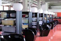 Bibliothèque de mathématique / Mathematics library / BU de Maths, Villeurbanne
