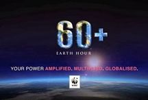 Earth Hour 2014 / Earth Hour - Your Power Amplified. Multiplied. Globalised. Saturday March 29th at 8:30PM. Use #YourPower at www.earthhour.org / by Earth Hour