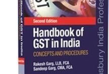 Goods and Services Tax (GST) / Goods and Services Tax (GST) Concept and Roadmap gives an insight into the emerging issues in the implementation of the GST as well as concerns after its implementation. It elucidates the concept of GST in a simplified and lucid manner. This book will be useful for general readers as well as professionals.   Visit for more information @ www.meripustak.com